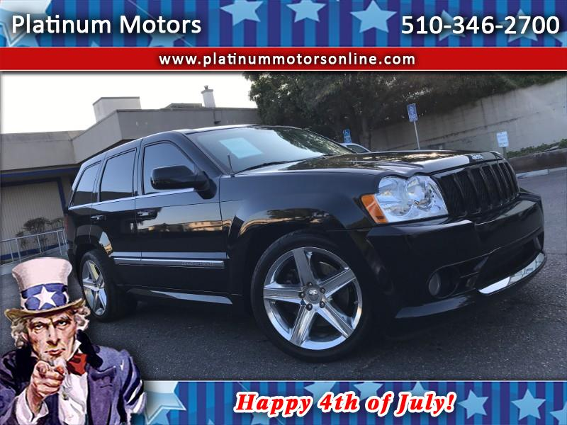 Photo 2007 Jeep Grand Cherokee SRT-8  LK  1 CA Owner  Fully Loaded  We Fina