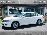 2014 Honda Accord Sedan 4dr V6 Auto EX-L w/Navi