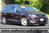 Used 2017 Chrysler Pacifica Touring-L Plus Minivan 4D Van in Walnut Creek CA