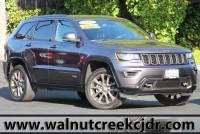 Used 2016 Jeep Grand Cherokee Limited Sport Utility 4D SUV in Walnut Creek CA