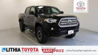 Certified 2017 Toyota Tacoma TRD Off Road V6 Truck Double Cab in Springfield