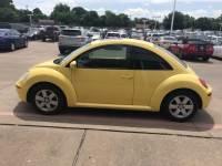 2007 Volkswagen New Beetle Coupe 2.5L