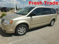 2010 Chrysler Town & Country LX Van Front-wheel Drive
