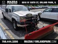 Used 2006 Chevrolet Silverado 2500HD For Sale at Mazda of Orland Park | VIN: 1GCHK29U36E183369