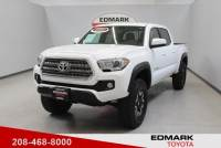 2017 Toyota Tacoma TRD Off Road V6 Truck Double Cab 4x4