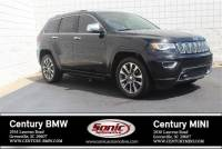 Pre-Owned 2017 Jeep Grand Cherokee Overland SUV in Greenville, SC