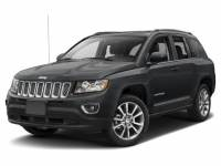 Certified Pre-Owned 2017 Jeep Compass Latitude FWD SUV For Sale Toledo, OH