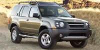 2003 Nissan Xterra XE