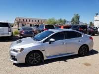 2015 Subaru WRX 4dr Sdn Man Limited Car