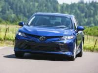 Certified Pre-Owned 2018 Toyota Camry Sedan Front-wheel Drive in Avondale, AZ