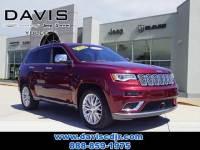 2018 Jeep Grand Cherokee Summit SUV for Sale in Yulee, Florida
