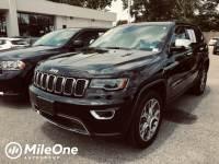 2019 Jeep Grand Cherokee Limited SUV V6 24V VVT