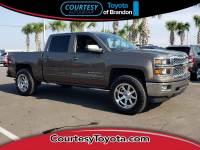 Pre-Owned 2015 Chevrolet Silverado 1500 LT Truck Crew Cab in Jacksonville FL
