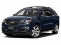 2017 Chevrolet Traverse LT w/1LT SUV All-wheel Drive