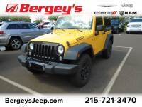 Certified Used 2015 Jeep Wrangler 4WD in Souderton