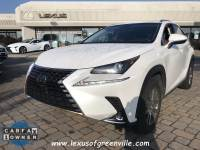 Certified 2018 LEXUS NX 300 SUV in Greenville SC