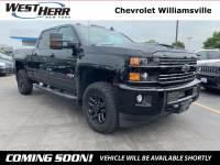 2019 Chevrolet Silverado 2500HD LTZ Truck Crew Cab