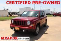 Certified Used 2016 Jeep Patriot Sport SUV