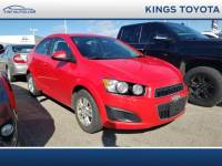 Used 2016 Chevrolet Sonic LT in Cincinnati, OH