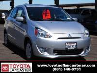 Used 2015 Mitsubishi Mirage For Sale | Lancaster CA | ML32A3HJ7FH013992
