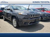 Used 2016 Jeep Cherokee Limited in Cincinnati, OH