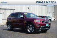 Used 2016 Jeep Grand Cherokee Limited in Cincinnati, OH