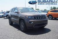 Used 2017 Jeep Grand Cherokee Limited in Cincinnati, OH