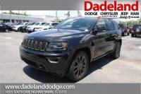 Certified Used 2016 Jeep Grand Cherokee Limited 75th Anniversary SUV in Miami