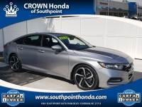 Certified 2018 Honda Accord Sport Sedan in Durham NC