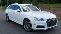 Certified 2018 Audi A4 allroad Premium Plus Wagon