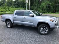 Pre-Owned 2016 Toyota Tacoma Limited V6 Truck Double Cab