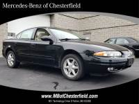 1999 Oldsmobile Alero GLS Sedan