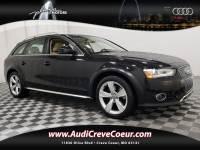 2013 Audi Allroad Prestige Wagon