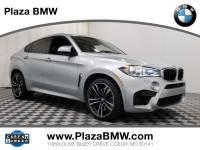 2015 BMW X6 M SUV