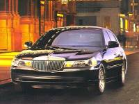 1999 Lincoln Town Car Executive Sedan