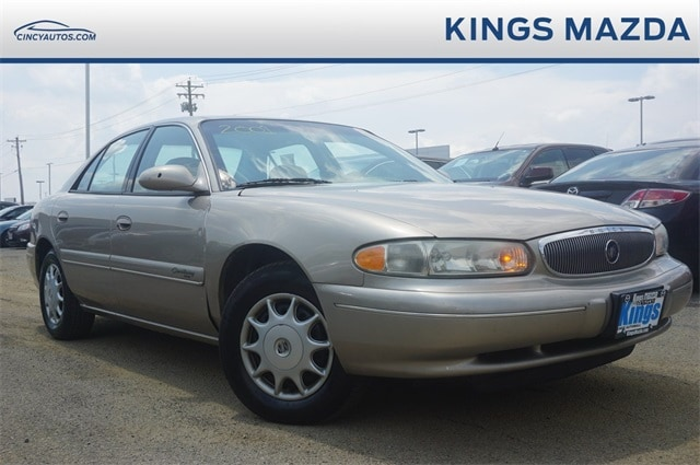 Photo Used 2001 Buick Century Custom in Cincinnati, OH