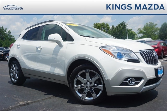 Photo Used 2016 Buick Encore Leather in Cincinnati, OH