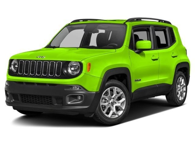 Photo 2017 Jeep Renegade Latitude SUV For Sale in Erie PA