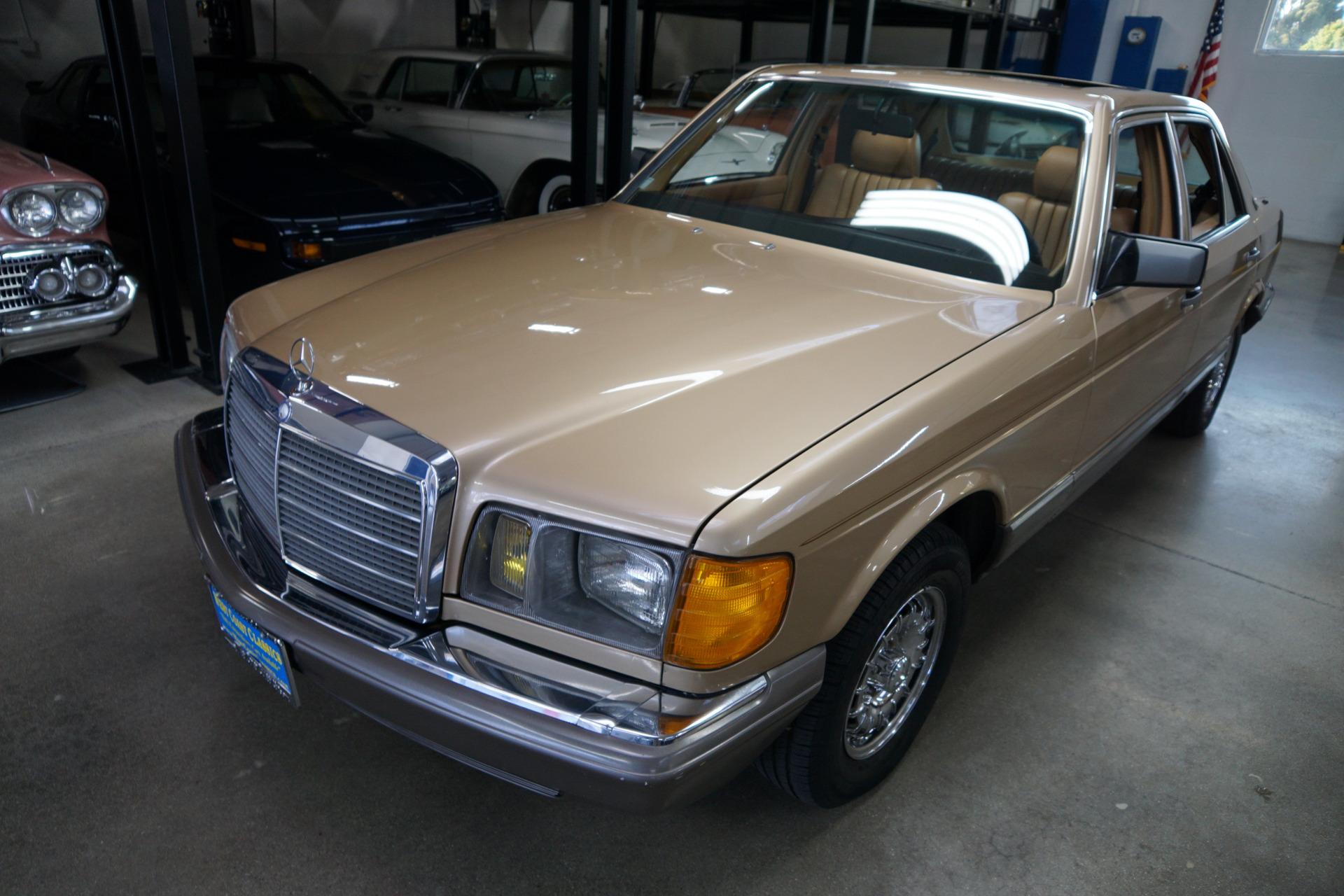 Photo 1982 Mercedes-Benz 300SD TURBO DIESEL SEDAN WITH 82K ORIG MILES 300 SD