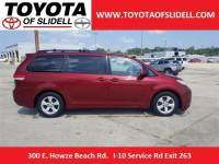 Used 2011 Toyota Sienna 5dr 7-Pass Van V6 LE FWD