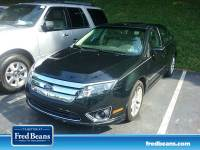 Used 2010 Ford Fusion For Sale at Fred Beans Volkswagen | VIN: 3FAHP0JG1AR111609