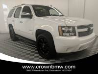 Pre-Owned 2012 Chevrolet Tahoe LT1 4x4 in Greensboro NC