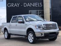 Pre-Owned 2013 Ford F-150 Truck SuperCrew Cab in Brandon MS