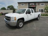 Used 2011 Chevrolet 2500HD 4x4 Ext-Cab Pickup Truck