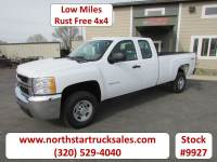 Used 2010 Chevrolet 2500HD 4x4 Ext-Cab Pickup