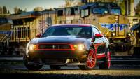 2012 Ford Mustang Boss 302 Price: $44,000