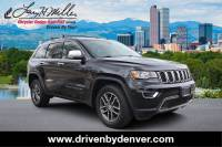 Certified 2018 Jeep Grand Cherokee Limited 4x4 SUV Denver, CO