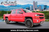 Used 2017 Chevrolet Silverado 1500 LT Truck Crew Cab Denver, CO
