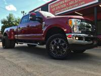 2017 Ford F-350 SD LARIAT CREW CAB LONG BED 4WD CUSTOM LEVELED