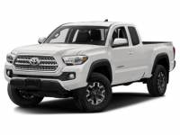 Pre-Owned 2017 Toyota Tacoma TRD Off Road Truck Access Cab in Greenville, SC